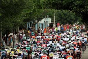 18 equipos inscritos para la Vuelta a Colombia