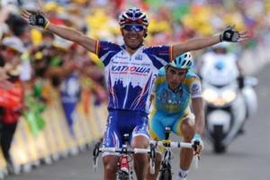 Purito Rodriguez lidera la clasificación UCI