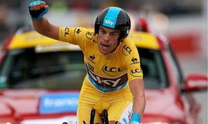 Richie Porte gana la cronoescalada y se lleva la Paris Niza