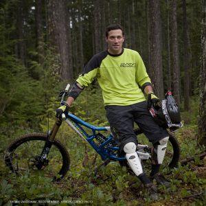 Thomas Vanderham vuelve a Rocky Mountain