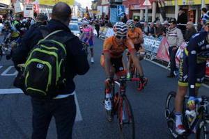 Volta: Euskaltel Euskadi se deja 28 segundos