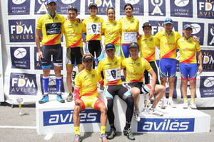 Calendario Open de España MTB 2014