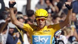 Wiggins no descarta ahora estar en el Tour de Francia 2013