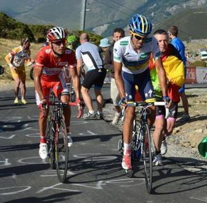 Clasificación Vuelta 2012. Así queda la carrera tras la etapa 17