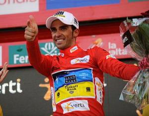 Vídeo: Así fue la victoria de Alberto Contador en Fuente Dé