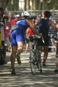 Triatletas de 36 paises diferentes en la Challenge