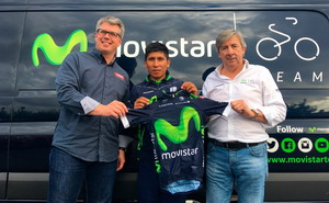 ABUS será la seguridad de Movistar Team