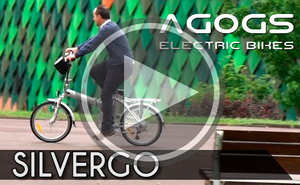 Agogs SilverGo la e-bike para tu día a día en la ciudad