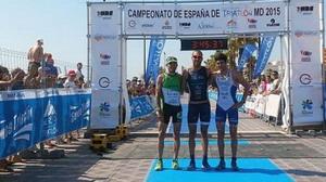 Aguayo y Loehr conquistan Valencia
