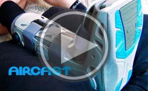 Aircast te ayuda en la recuperación de tus lesiones