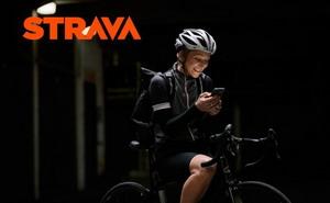 Al trabajo en bicicleta con Strava el próximo 10 de Mayo