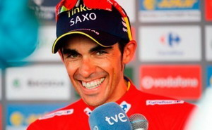 Alberto Contador afronta unos últimos días decisivos en La Vuelta