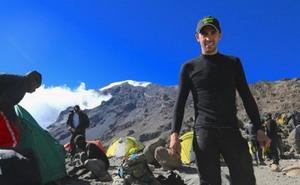 Alberto Contador conquista el Kilimanjaro