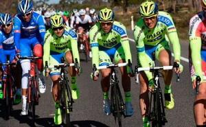 Alberto Contador empieza el año vestido de líder
