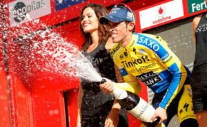 Alberto Contador logra su tercera Vuelta a España