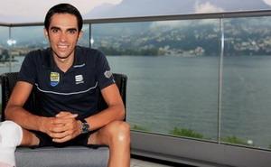 Alberto Contador participará en la Vuelta a España 2014
