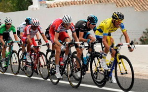 Alberto Contador pasa al ataque