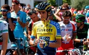 Alberto Contador ya es noveno en La Vuelta