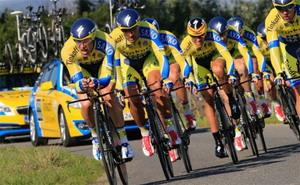 Alberto Contador ya tiene equipo para La Vuelta 2014