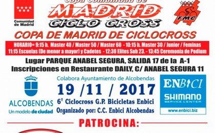 Alcobendas albergará el VI Ciclocross G.P. Bicicletas EnBici