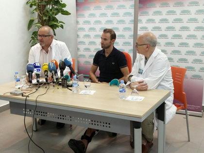 Alejandro Valverde con ganas de seguir compitiendo