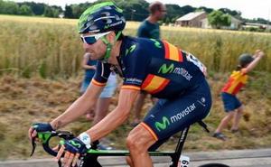 Alejandro Valverde recibirá la medalla al Mérito deportivo