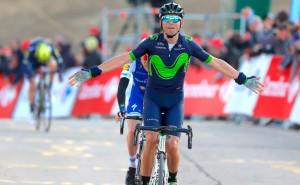 Alejandro Valverde sigue sumando y ya son 101 victorias