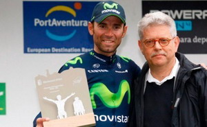 Alejandro Valverde suma una nueva victoria para Movistar Team