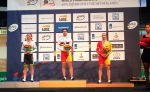 Alfonso Cabello repite como campeón del mundo