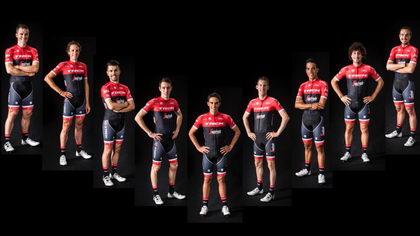 Alineación del Trek-Segafredo de Alberto Contador para el Tour de Francia