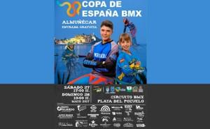 Almuñécar vuelve a recibir la Copa de España de BMX