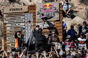 Andreu Lacondeguy gana el Red Bull Rampage 2014