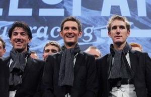 El Leopard Trek se confirma para la Vuelta a Andalucía