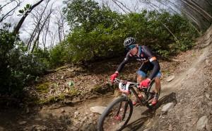 Antonio Ortiz sexto en la Pisgah Stage Race americana