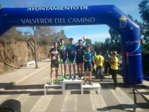 Arrancó el circuito provincial Diputación de Huelva BTT