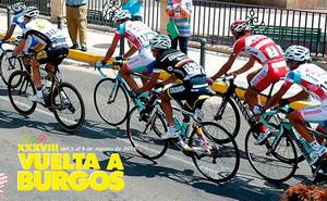 Arranca hoy la Vuelta a Burgos 2016
