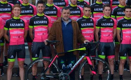 Azcona hace balance de la temporada del Lizarte