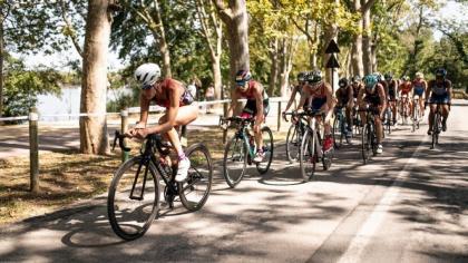 Banyoles retomará el calendario nacional e internacional de Triatlón