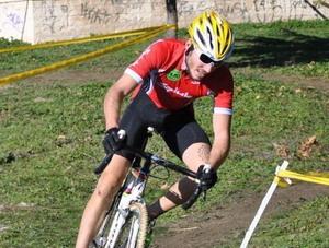 Barba repite triunfo en el ciclocross de El Escorial