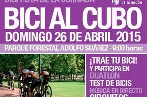 Bdebici con Bici al Cubo en Pozuelo de Alarcón
