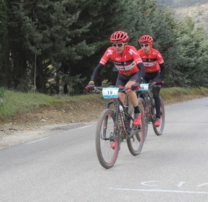 Beltrán y Carrasco convocados para el Mundial de Maratón MTB