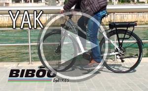 BIBŌO YAK, la bicicleta eléctrica para ciudad más completa