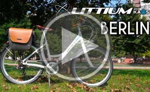 Bicicletas eléctricas: Probamos la Littium Berlin, una e-bike vintage con la tecnología DAO