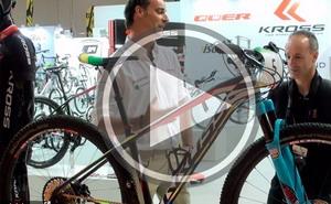 Bicicletas Kross: Una medallista olímpica en Unibike