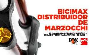 BICIMAX también distribuirá Marzochhi en España