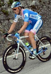 Gran debut de NetApp en el Giro de Italia