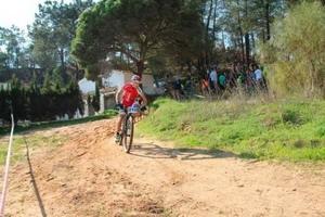 Cabezo de la Bella cerró el circuito Diputación de Huelva BTT