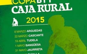 Calendario de la Copa Caja Rural BTT 2015.
