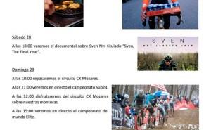 Campeonatos del mundo de Ciclocross en Mozares