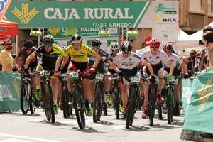 Carlos Coloma favorito en Estella, última prueba del Superprestigio MTB